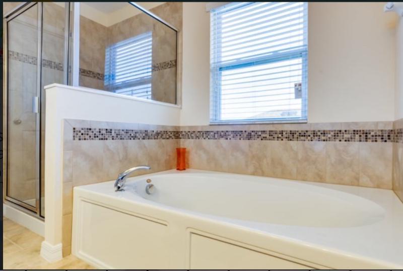 Master En Suite Shower Bathroom