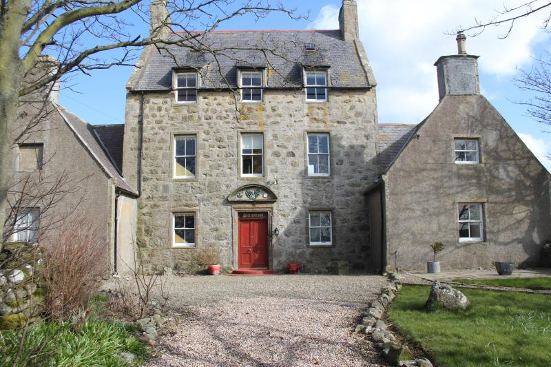 Pittendrum House Sandhaven, vacation rental in Mintlaw
