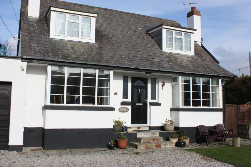 New to holiday rental a great opportunity to stay in Tregantle Cottage close to  all amenities