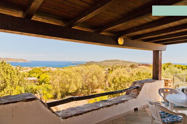 Sardegna: Appartamento a Calaginepro vista mare, vacation rental in San Teodoro