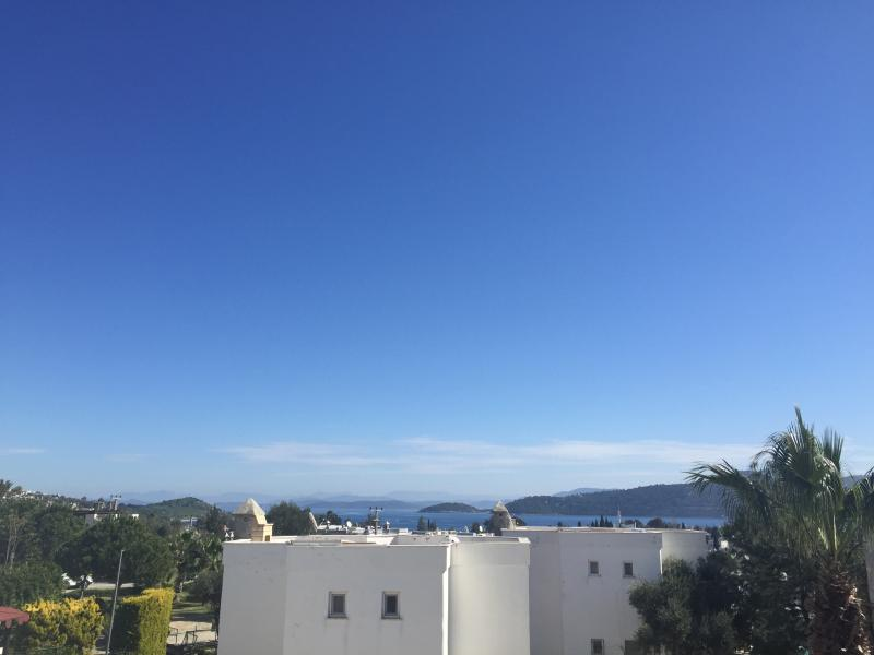 Roof terrace view Pool view Spacious topms and bathrooms Walking distance to the beach