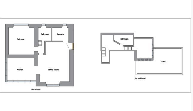 Michelangelo apartment floor plan