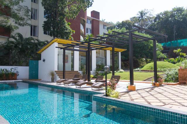 Santa Terra Apartment, Reis Magos, Candolim, Goa, holiday rental in Marra
