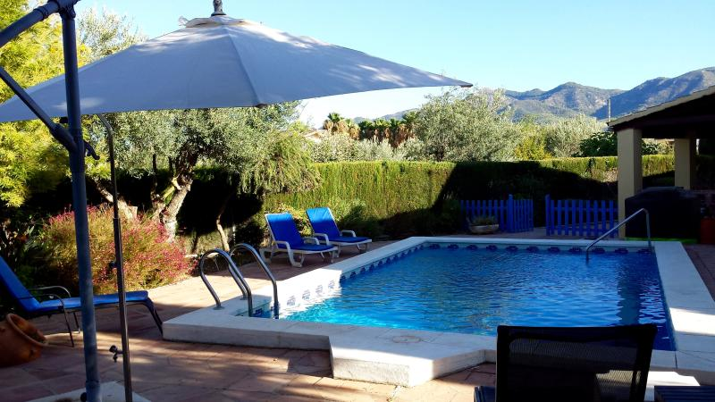 Private Pool & Mountain Views, Alhaurin el Grande Villa