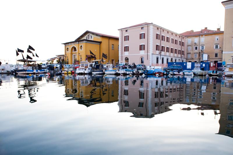 Welcome to Vila Piranesi ! Between the coast and the old town centre of Piran there is Vila Piranesi