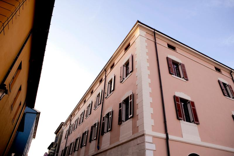 In Vila Piranesi, Piran, there are 17 new and modern air-conditioned apartments