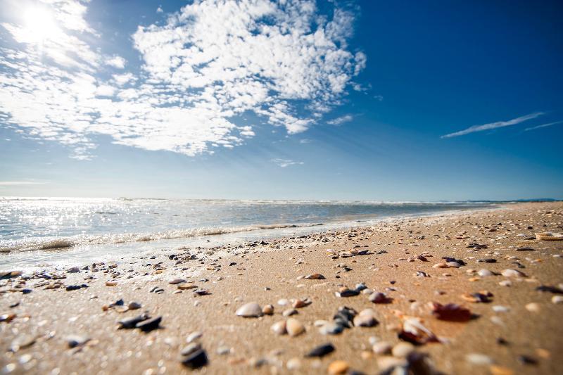 The amazing beach of Marina di Ravenna