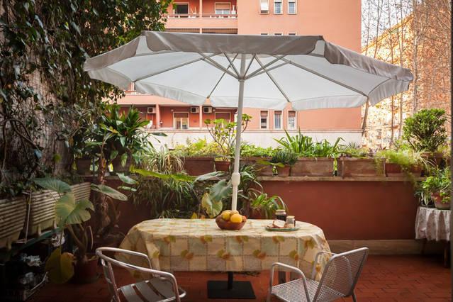 terrace available