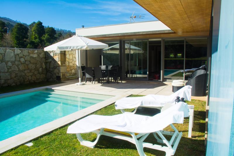 Casa do Poço, alquiler vacacional en Vilar de Mouros