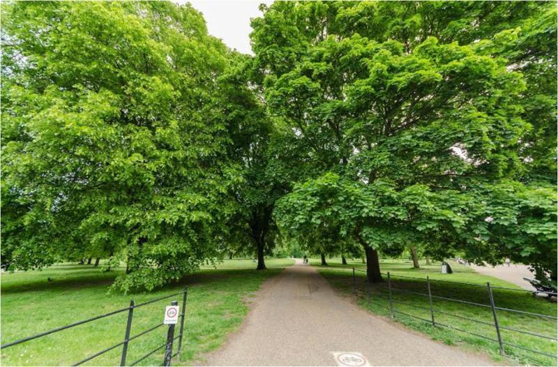 Wonderful Hyde Park seconds away