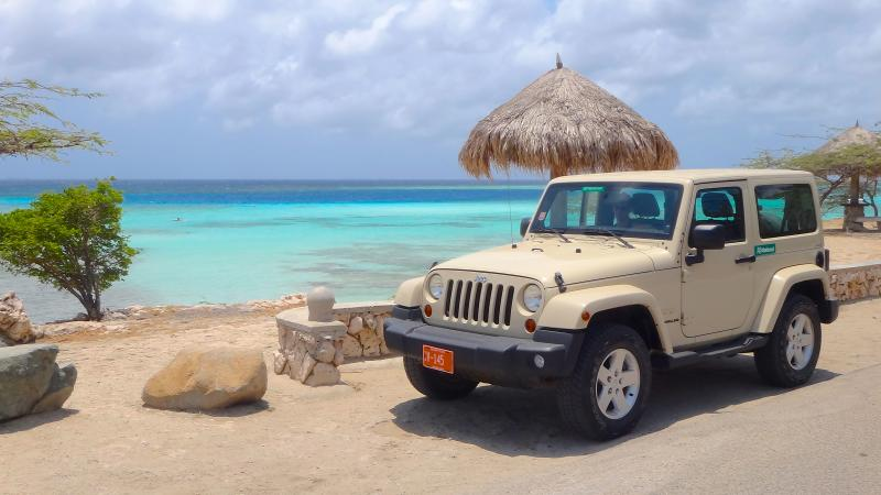The best way to discover the island is to rent a jeep