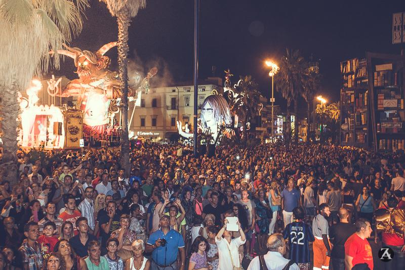 In August there is the summer carnival