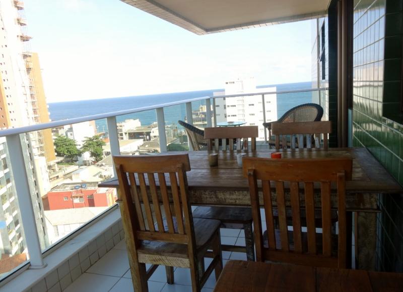 Apartamento de Charme com 2 quartos, alquiler de vacaciones en Salvador