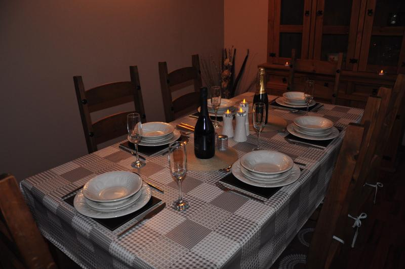 All amenities for a great self catering stay.