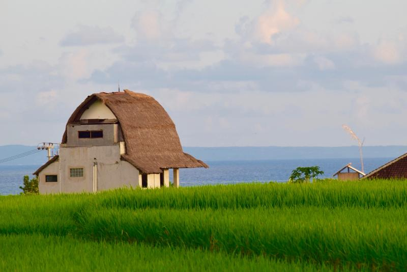 Beautiful landscapes around