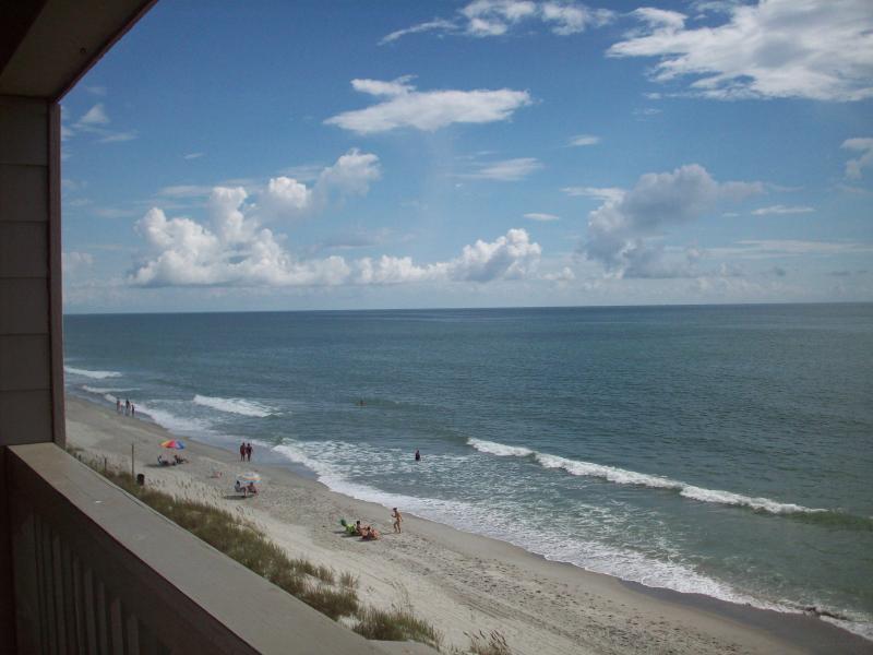 Enjoy the spectacular view of the Atlantic ocean.