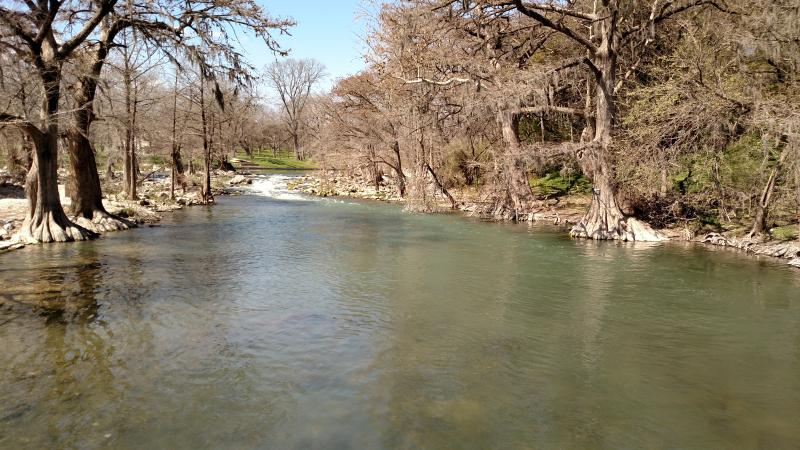 Guadalupe River at Gruene, Texas ! Go Tubing!! Just 5 minutes away from Stars Haven!!
