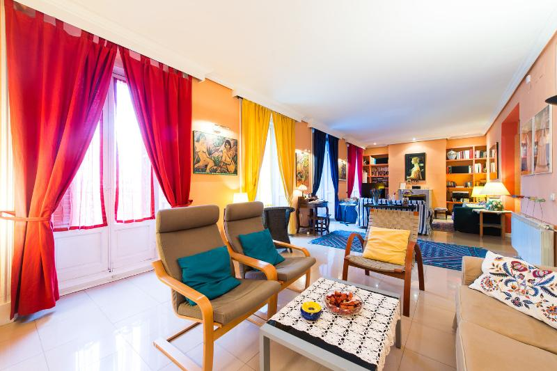 Gran casa en centro Madrid ..., vacation rental in Madrid