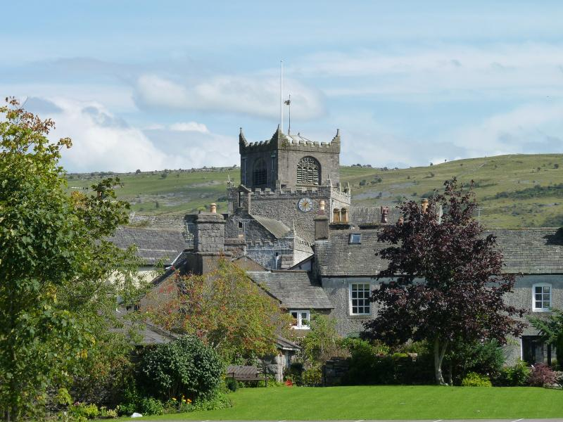 Nearby Cartmel - medieval village - 4 miles