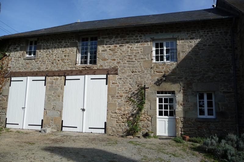 Barn Conversion, vacation rental in Saint-Dizier-Leyrenne