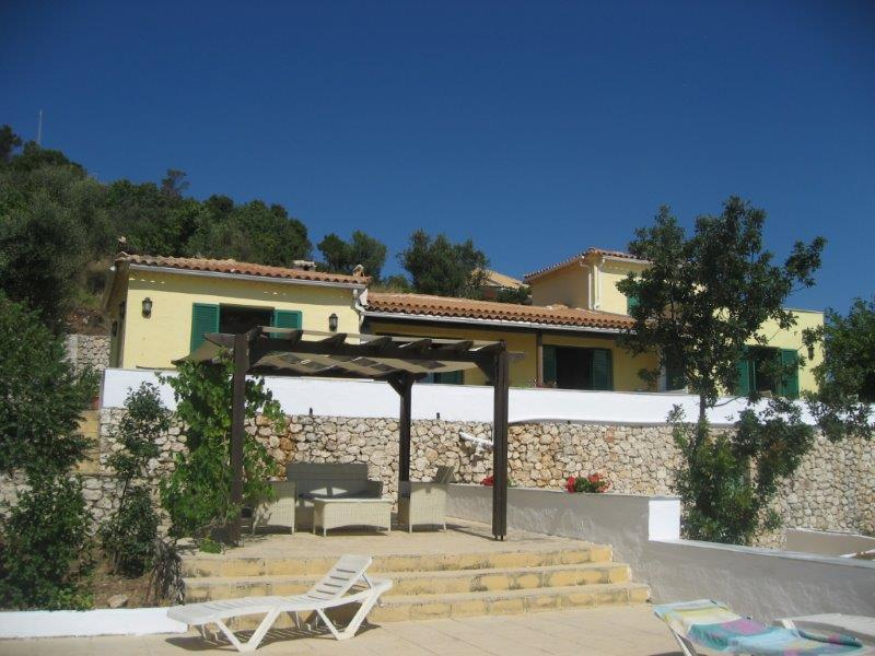 Agios Nikolaos. Volimes ..Homer's Hideaway, vacation rental in Volimes