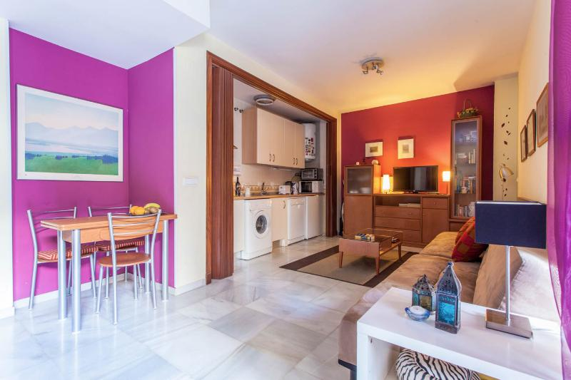 2-4 Guest Apartment in Prime Location. Impeccable., vacation rental in Seville