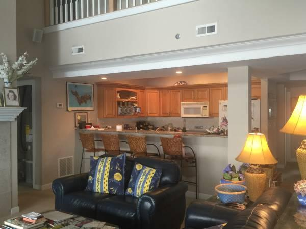 Penthouse condo  Lake of the Ozarks, holiday rental in Tuscumbia