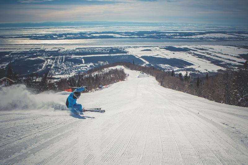 Come out and ski beautiful ski resort during your visit. Ski packages available.