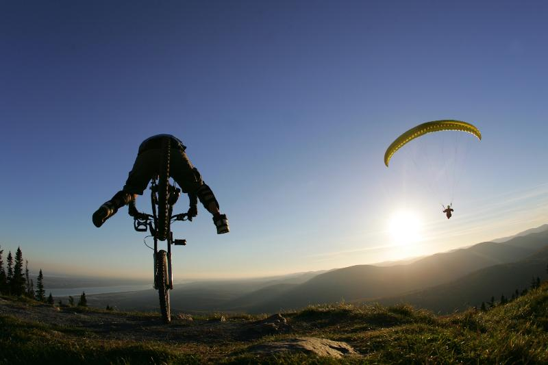 Try out mountain biking, hiking, paragliding while visiting and more to see.