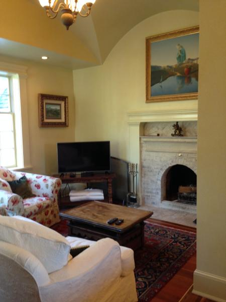 Garden en suite sitting room