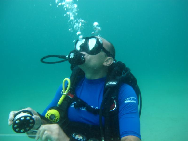 we organise PADI Open Water Diver courses