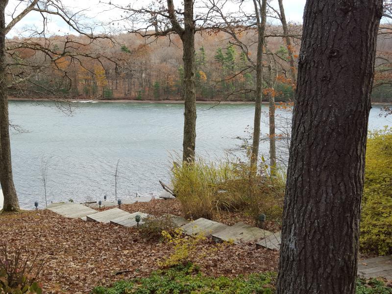 Beautiful views of Deep Creek Lake!