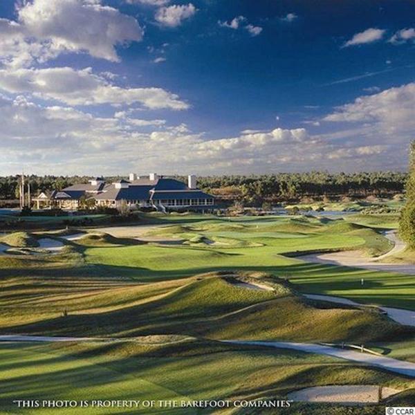 Barefoot Resort Golf - 4 courses