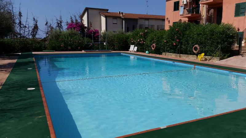 Apartment with swimmingpool, vacation rental in Siculiana