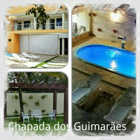 Aproveite suas férias em Chapada dos Guimarães