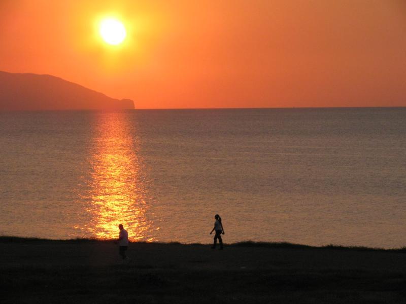 ...l'incantevole tramonto aspetta solo te!