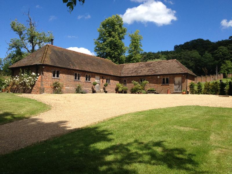 Beautiful luxury barn conversion in idyllic setting.