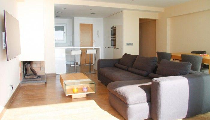 Luxury beach apartment, vacation rental in Blanes