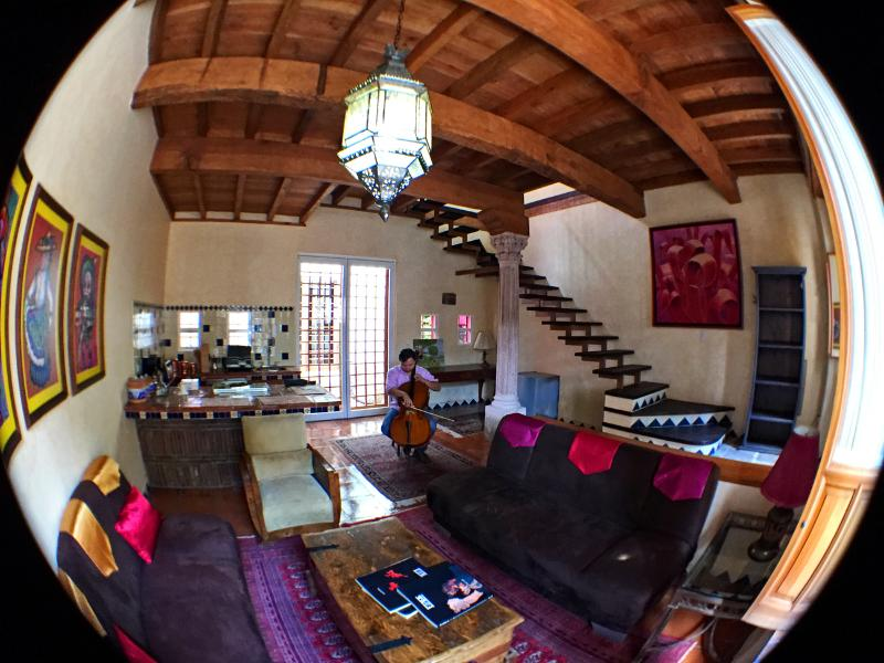 Hermosa casa en sitio inmejorable, holiday rental in Morelia