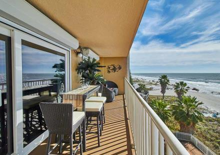 Take a step closer to paradise! SEAGATE – Apt. 302, vacation rental in Indian Shores