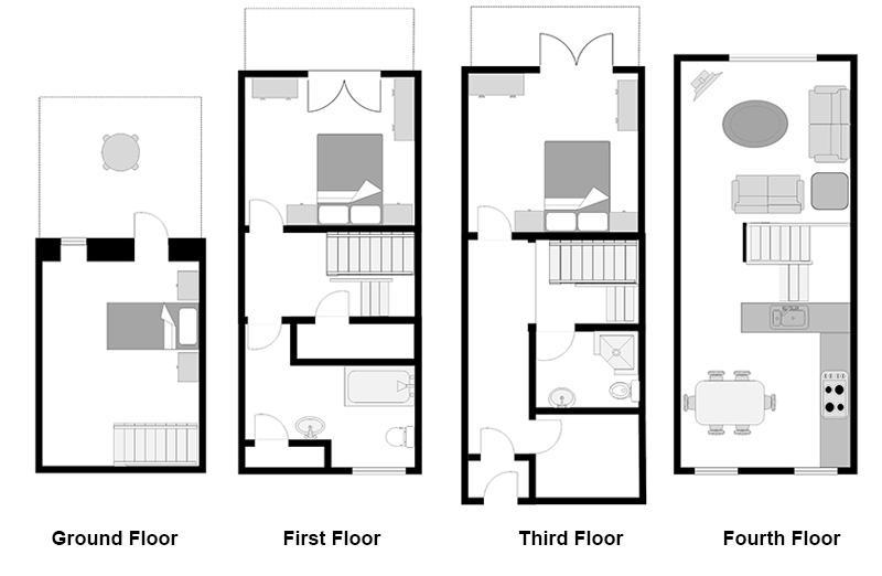 Jacob's Rest floor plan