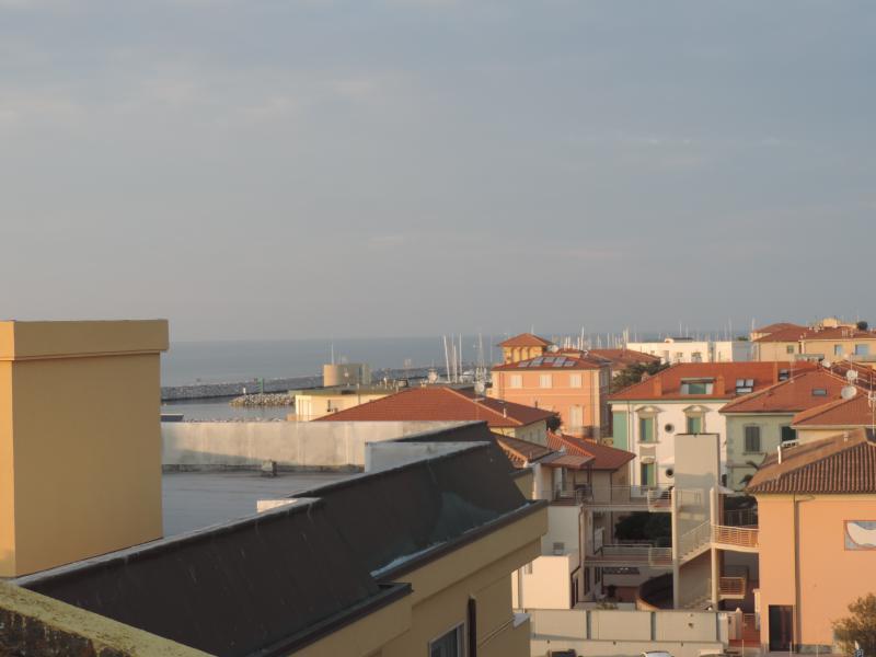 vista mare e sul porto