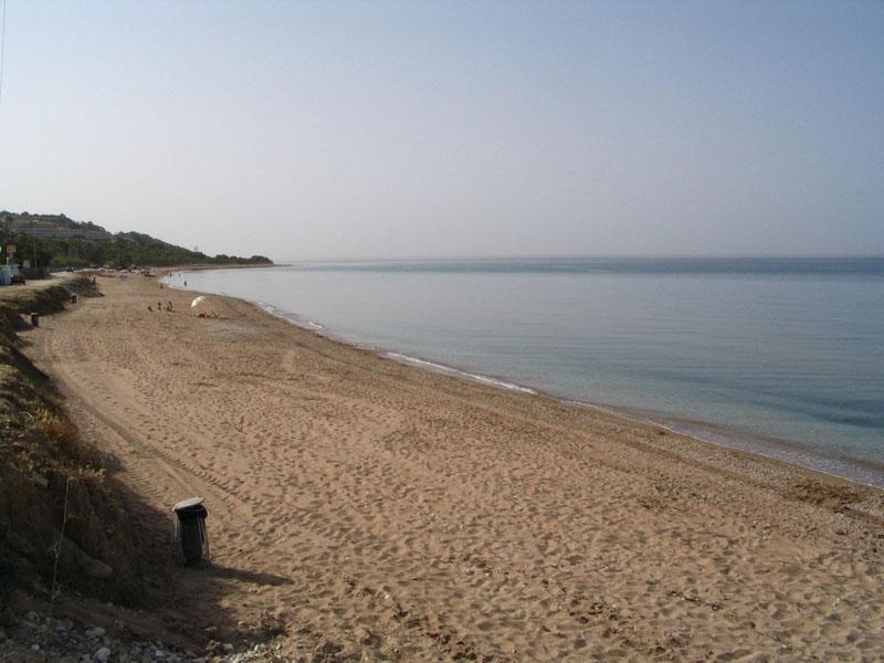 Villa Bianca al mare - Vacanze per la famiglia 4/5 persone, casa vacanza a Caltabellotta
