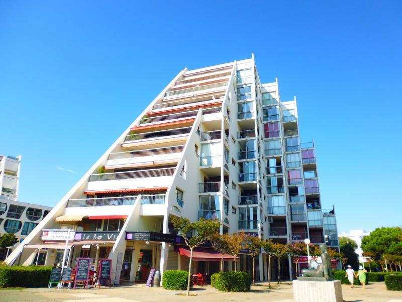 T2 Superbe  Vue Port et Mer, location de vacances à La Grande Motte