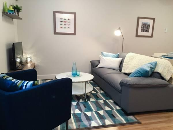 Furnished 2 Bedroom Modern Suite Has Balcony And Terrace Updated 2019 Vancouver Vacation