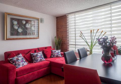 Apartamento Moderno en la Reserva Natural en Bogot, vacation rental in Bogota