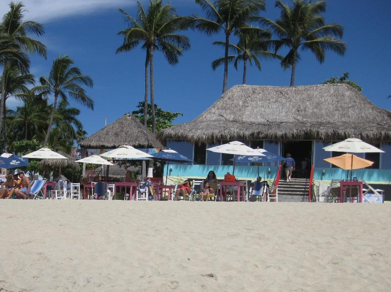 Cafe/Bar at the Beach.
