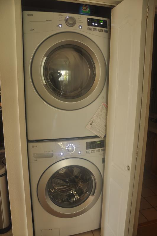 Brand new washer dryer!