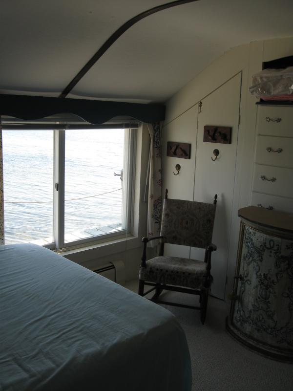 MASTER BEDROOM BEDSIDE VIEW