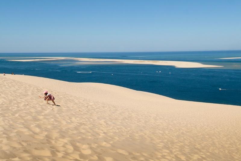 Dune du Pilat em Arcashon Bay